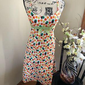 Shosanna Floral Tulip Printed fit & flare dress 6